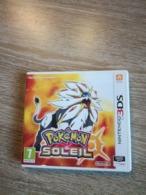 Jeu  NINTENDO  3  DS   POKEMON SOLEIL  En L Etat Sur Les Photos - Nintendo 64