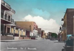 DONNALUCATA-RAGUSA-VIA L.PIRANDELLO-CARTOLINA VERA FOTOGRAFIA-VIAGGIATA IL 25-7-1965 - Ragusa