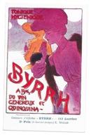 CPA BYRRH K SPILLAR ART NOUVEAU - Künstlerkarten