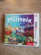 Jeu  NINTENDO  3  DS   MIITOPIA  En L Etat Sur Les Photos - Nintendo 64