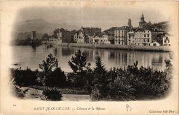 CPA St-JEAN-de-LUZ CIBOURE Et La Rhune (412355) - Ciboure