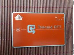 D 5 R.T.T A Card 4BO Used Rare - Belgique