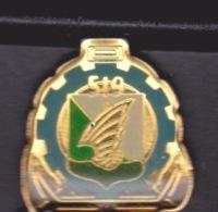 1 PIN'S - 519 EME REGIMENT - Militaria