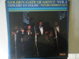 Golden Gate Quartet Vol.1 / Concert En église - Religion & Gospel