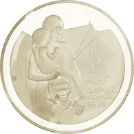 Monnaie, Chypre, Pound, 1974, Proof, FDC, Argent, KM:46a - Cyprus
