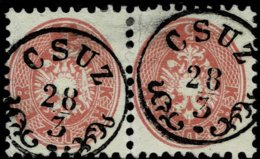 "1864 "" CSUZ "" - Ungarn -  , A2335 - 1850-1918 Empire"