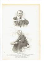 JULES MUENIER 1863 LYON 1942 COULEVON PEINTRE PHOTOGRAPHE PORTRAIT GRAVE AUTOGRAPHE BIOGRAPHIE ALBUM MARIANI - Historical Documents