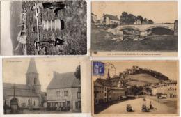 Lot De 4 Cpa Du Cantal - Autres Communes