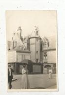 Cp, Carte Photo , 41 , VENDOME , Fabrique De Voitures GASTON MORIN ,vierge - Vendome