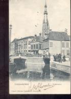 Leeuwarden Amelandspijp 1904 - Grootrond Leeuwarden Station - Leeuwarden