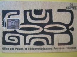 Télécarte De Polynésie Française - Französisch-Polynesien