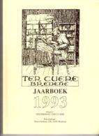 Jaarboek 1993 TER CUERE BREDENE OOSTENDE 134blz VISSERIJ MOLENDORP VUURTORENWIJK WAGENMAKER Geschiedenis Heemkunde Z797J - Oostende