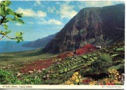 Espagne - El Hierro - El Golfo - John Hind Nº 2 CTC226 - Ecrite, Timbrée - Plis Légers - 6572 - Hierro