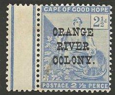 Orange Free State 1900. 2½d Ultramarine. SACC 80**, SG 135**. - Oranje-Freistaat (1868-1909)