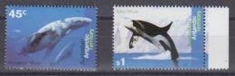 AAT 1995 Whales 2v ** Mnh (45032) - Australisch Antarctisch Territorium (AAT)