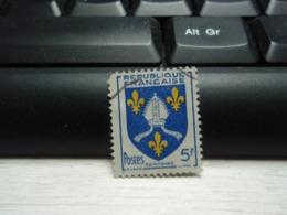 Timbres Armoiries De Saintonge - France
