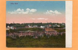 Villa Rica Paraguay 1908 Postcard - Paraguay
