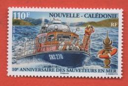 W41 Nouvelle-Calédonie ** 2014 1222 Sauvetage - Nueva Caledonia
