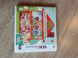 Jeu NINTENDO 3 DS Animal Crossing Happy Home Designer + Carte Amiibo En L Etat Sur Les Photos - Nintendo 64