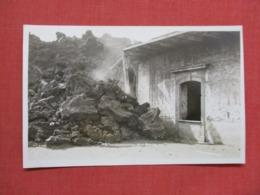 Mexico, Parangaricutiro, Mich., Navarro, Volcano, RPPC    Ref 3697 - Mexique