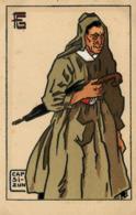 G. GEO FOURRIER - Cap Sizun - Femme - Illustrateur - Sizun