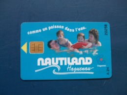 Carte Pass NAUTILAND - Other
