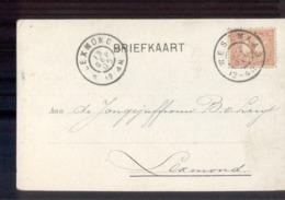 Lexmond Grootrond Westmaas - 1905 - Postal History
