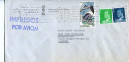 Spagna (1980) - Busta Per La Germania - 1971-80 Storia Postale