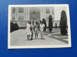 Année 1948 ATTACHÉ AMBASSADE DE FRANCE À NEW - DELHI INDE TAJ MAHAL  16 PHOTOS ORIGINALES COUPLE TOURISTES HOMME FEMME - Personnes Identifiées