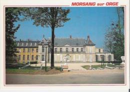 MORSANG SUR ORGE. CP Le Château - Morsang Sur Orge