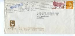 Spagna (1980) - Busta Per La Germania - 1931-Oggi: 2. Rep. - ... Juan Carlos I
