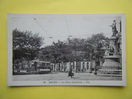 ROUEN. La Place Cauchoise. - Rouen