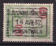 België - Fiscale Taxen - A. Coopmans-Vermeylen - Herenthals - Revenue Stamps