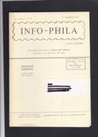 INFO PHILA N° 78  Par Deneumostier   ( D'autres Numeros Disponibles Me Contacter ) - Philatelie Und Postgeschichte