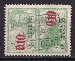België - Fiscale Taxen - Walter Lampaert - Pantoffelzaak WALA - Gent - Revenue Stamps