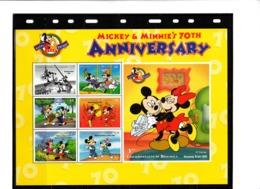 2513/9** Dominicaine - Mickey & Minnie - Disney