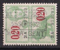 België - Fiscale Taxen - Walter Lampaert - Pantoffelzaak WALA - Gent - Steuermarken