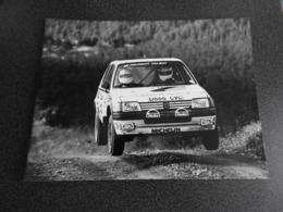 Photo De Sport Automobile - Peugeot Talbot Sport - Peugeot 205 - Automobili