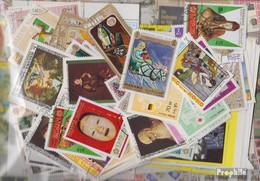 Manama Briefmarken-400 Verschiedene Marken - Manama