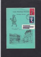 CERCLE PHILATELIQUE DE FLORENNES Periodique Mensuel Juin 1994 ( D'autres Numeros Disponibles Me Contacter ) - Filatelia E Storia Postale