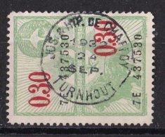 België - Fiscale Taxen - Jos & Hyp De Chaffoy - Turnhout - Steuermarken