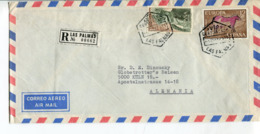 Spagna (1975) - Busta Per La Germania - 1931-Hoy: 2ª República - ... Juan Carlos I