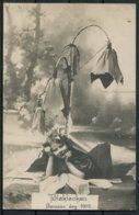 1908 Sweden Barnens Dag Postcard. - Sweden