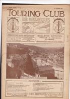 TOURING CLUB DE BELGIQUE N° 2 Janvier 1926 ( D'autres Numeros Disponibles Me Contacter ) - Tourism