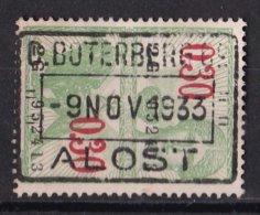 België - Fiscale Taxen - D. Boterberg Co - Alost - Revenue Stamps