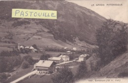 CPA :  14 X 9  -  A. B. E. M.  -  1087.  Entremont. - Frankrijk