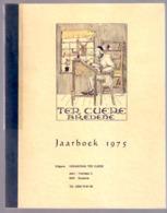 Jaarboek 1975 TER CUERE BREDENE & OOSTENDE SLUUZJE-ZAGEMUL BREDENAARS IJSLAND IJSLANDVAARDER OUDE-VISMIJN VISSERIJ Z797C - Oostende