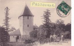 CPA :  14 X 9  -  1497  -  ST-PIERRE-de-RUMILLY  -  Le  Château D'Arcine - Otros Municipios
