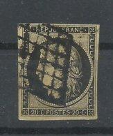 FRANCIA  YVERT 3 - 1849-1850 Cérès