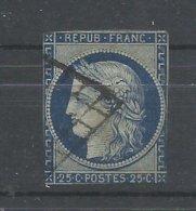 FRANCIA  YVERT 4 - 1849-1850 Cérès